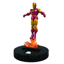 Image: Marvel Heroclix: Invincible Iron Man 24 -Count Gravity Feed  -