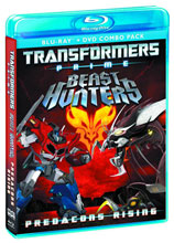 Image: Transformers Prime: Predacons Rising BluRay  -