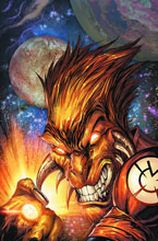 Image: Larfleeze Vol. 02: The Face of Greed SC  (N52) - DC Comics