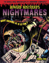 Image: Howard Nostrand's Nightmares HC  - IDW Publishing