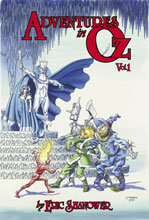Image: Adventures in Oz Vol. 01 SC  - IDW Publishing
