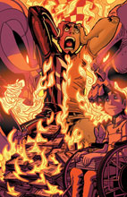 Image: All-New Ghost Rider #9 - Marvel Comics