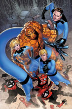 Image: Fantastic Four #13 - Marvel Comics