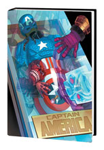 Image: Captain America Vol. 05: The Tomorrow Soldier HC  - Marvel Comics