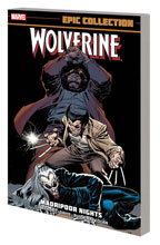 Image: Wolverine Epic Collection: Madripoor Nights SC  - Marvel Comics