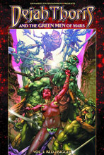 Image: Dejah Thoris & The Green Men of Mars Vol. 03: Red Trigger SC  - Dynamite