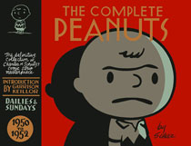 Image: Complete Peanuts Vol. 01: 1950-1952 HC  (new printing) - Fantagraphics Books