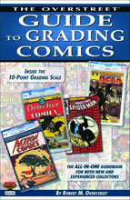 Image: Overstreet Guide to Grading Comics SC  - Gemstone Publishing
