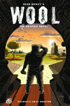 Image: Hugh Howey's Wool: The Graphic Novel Omnibus SC  - Jet City Comics