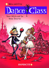 Image: Dance Class Vol. 08: Snow White and the Seven Dwarves HC  - Papercutz