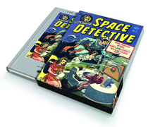 Image: Pre-Code Classics: Space Detective Vol. 01 Slipcased HC  - PS Artbooks