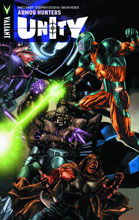 Image: Unity Vol. 03: Armor Hunters SC  - Valiant Entertainment LLC