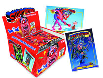 Image: Stupid Heroes Series 1 Trading Cards Box  -