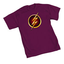 Image: The Flash: TV Symbol T-Shirt  (XXL) -