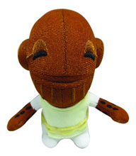 Image: Star Wars: Admiral Ackbar Mini Talking Plush Clip-On  -