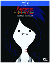 Image: Adventure Time Complete Fourth Season Blu-Ray  -