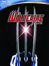 Image: Marvel Knights: Wolverine Collection Blu-Ray  -