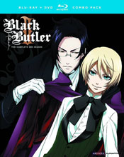 Image: Black Butler Season 02 Blu-Ray+DVD  -