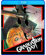 Image: Graduation Day Blu-Ray+DVD  -