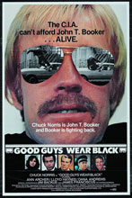 Image: Chuck Norris Double Feature: Good Guys Wear Black/A Force of One Blu-Ray  -