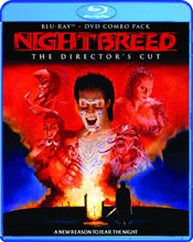 Image: Nightbreed: The Director's Cut Blu-Ray+DVD  -