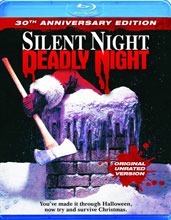 Image: Silent Night, Deadly Night Blu-Ray  (30th Anniversary edition) -