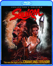 Image: Squirm Blu-Ray  (Collector's edition) -
