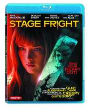 Image: Stage Fright Blu-Ray  -
