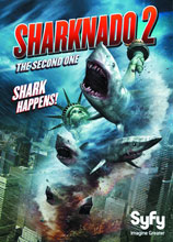 Image: Sharknado 2 Blu-Ray  -