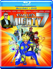 Image: Stan Lee's Slam 7: Beginnings Blu-Ray  -