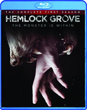 Image: Hemlock Grove Complete First Season Blu-Ray  -