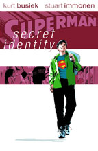 Image: Superman: Secret Identity: The Deluxe Edition HC  - DC Comics