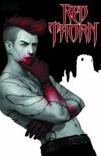 Image: Red Thorn #1 - DC Comics - Vertigo