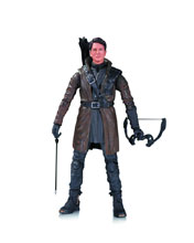 Image: Arrow TV Show Action Figure 12: Malcolm Merlyn  - DC Comics