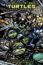 Image: Teenage Mutant Ninja Turtles 2014 Annual Deluxe Edition HC  - IDW Publishing