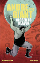 Image: Andre the Giant: Closer to Heaven SC  - IDW Publishing