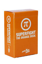 Image: Superfight Deck - Orange  - Image Comics