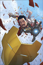 Image: Invincible Iron Man #3 - Marvel Comics