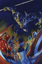 Image: All-New, All-Different Avengers #2 - Marvel Comics