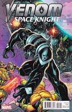 Image: Venom: Space Knight #1 (Lim variant cover - 00141) - Marvel Comics