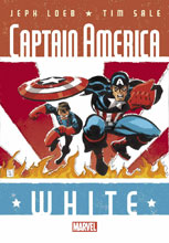 Image: Captain America: White #4 - Marvel Comics