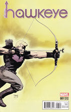 Image: All New Hawkeye #1 (Sale variant) - Marvel Comics