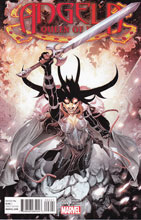 Image: Angela: Queen of Hel #2 (variant cover - Jacinto) - Marvel Comics