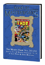 Image: Marvel Masterworks Vol. 230: Mighty Thor Nos. 242-254, Annual No. 5 & Marvel Spotlight No. 30 HC  - Marvel Comics