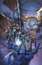 Image: Ultimates #1 by Rocafort Poster  - Marvel Comics