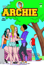 Image: Archie Vol. 02 #4 (cover D - Hernandez) - Archie Comic Publications