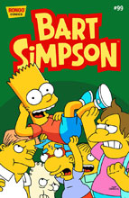 Image: Simpsons Comics Presents Bart Simpson #99 - Bongo Comics
