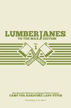 Image: Lumberjanes to the Max Edition Vol. 01 HC  - Boom! Studios