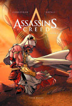 Image: Assassins Creed Vol. 06: Leila GN  - Titan Books