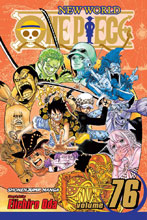 Image: One Piece Vol. 76 SC  - Viz Media LLC